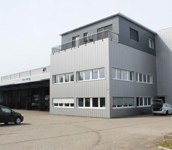 Industriebau Neukirch
